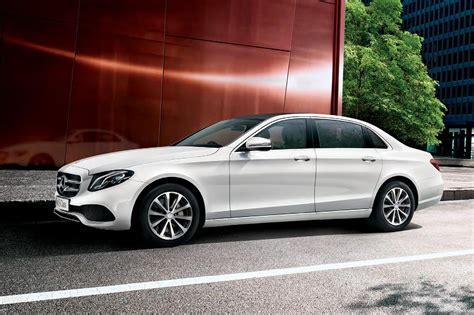 Mercedes E Class by 2017 Mercedes E Class Wheelbase Launched In