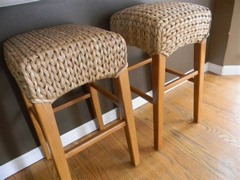 kitchen island stools and chairs furniture kitchen ideas with seagrass bar stools and