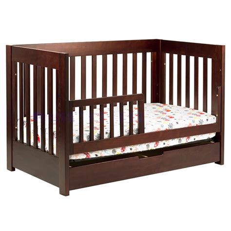 Espresso Mercer Convertible Crib By Babyletto Convertible Crib Espresso