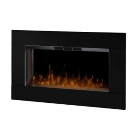 dimplex electric fireplace insert home depot dimplex sloan 31 in wall mount electric fireplace in