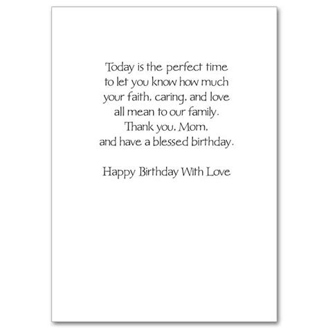 inside birthday card template gratitude to family birthday card for