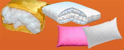 consejos  elegir el mejor relleno  almohadas casa blanqueria