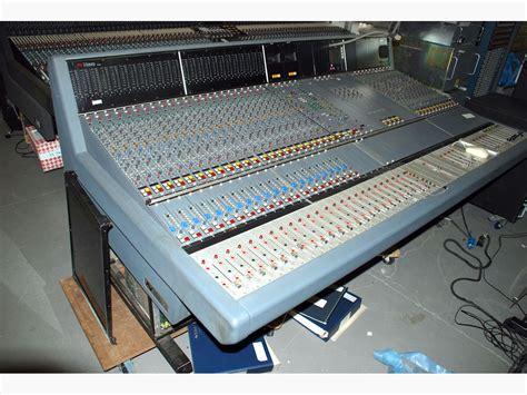 neve recording console neve 66 series inline mixing console funky junk