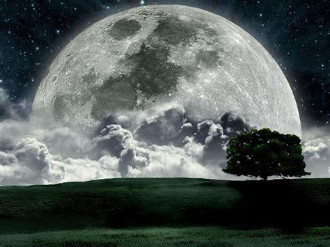 wallpapers luna llena por jomagabo fondos paisajes luna 1080p alta definici 243 n fondos de pantalla gratis