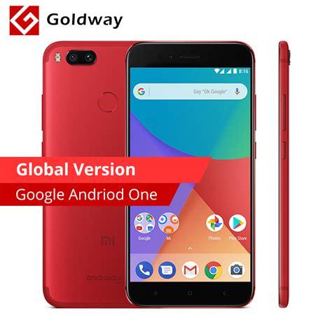 Xiaomi Mia1 Mi A1 Android One 4gb 64gb Gold Resmi Tam 1 Tahun global version xiaomi mi a1 mia1 mobile phone 4gb ram 64gb