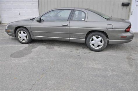 automotive air conditioning repair 1997 chevrolet monte carlo auto manual sell used 1997 chevrolet monte carlo 3100 v6 50544 miles cold ac good daily driver nice in