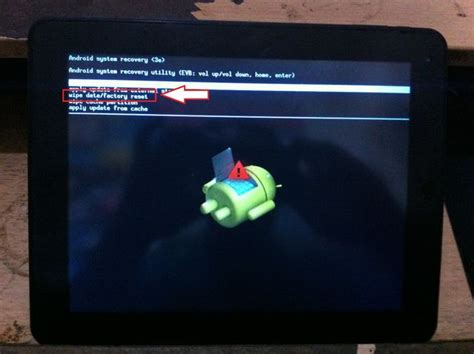 reset android boot viewsonic viewpad 10s hard reset device boom