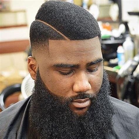 african american beardc and hair images the amazing benefits of a taper fade haircut with beard