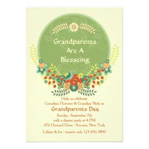 grandparents day template grandparent gifts on zazzle