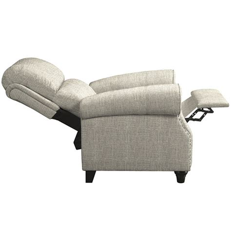 Push Back Recliner Push Back Recliner Jcpenney