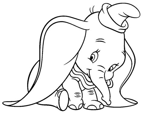 dumbo coloring pages dumbo printable coloring pages dumbo best free coloring