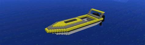 minecraft little boat mech mod minecraft pe mods addons