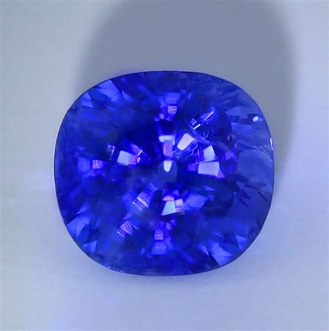 Blue Sapphire 4 0 Ct sapphire cornflower blue 4 94 ct catawiki