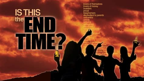 the end times in is this the end time united church of god