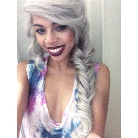 hairstyles gray hair 2015 instagram inspired gray hairstyles to give a try
