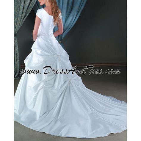 Wavy Dress wavy modest wedding dress amaryllis d11 749 00