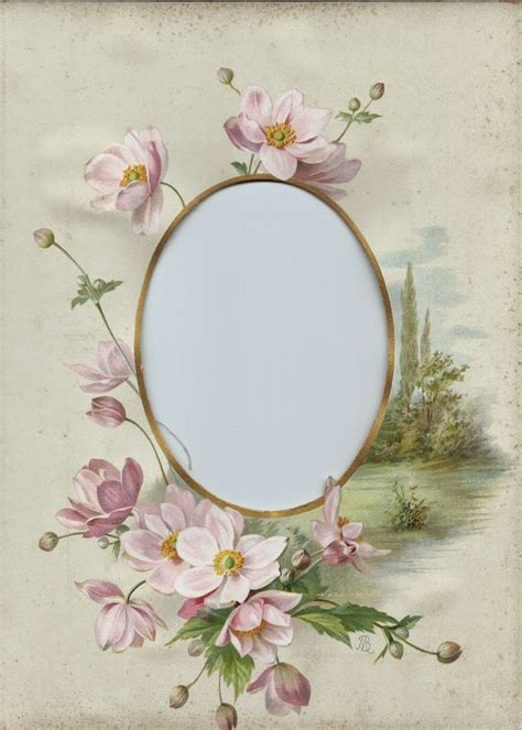 tattoo flower frame 17 best ideas about victorian frame on pinterest vintage