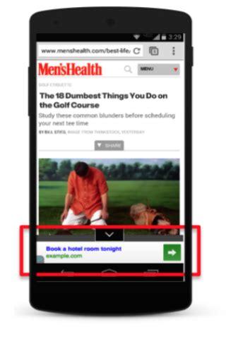mobile ad adwords new mobile ad formats amazee metrics
