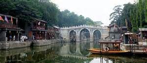 Suzhou street is definitely one of the places you must visit in summer