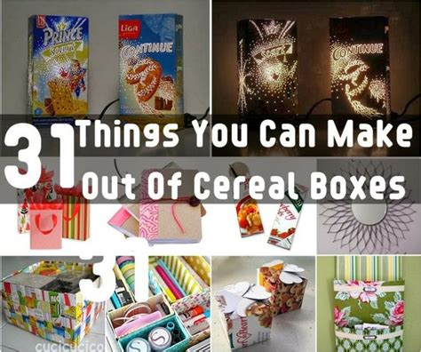 cereal box crafts for 25 best images about earth day on