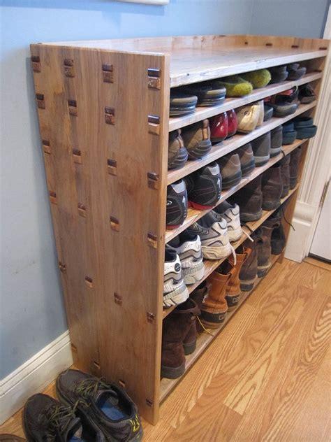 cheap diy shoe rack wood shoe rack diy cosmecol