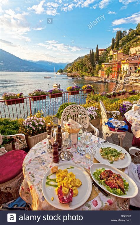 dinner on a boat lake como romantic beautiful dinner setting at italian lake como in