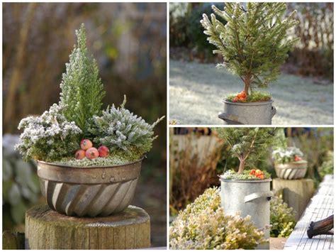 weihnachten in haus und garten ideen und dekorationstipps - Garten Weihnachtsdeko