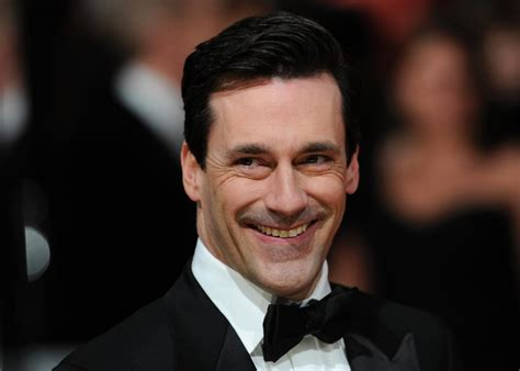 actor john jon hamm wins 2015 emmy for best actor in a drama hamm s