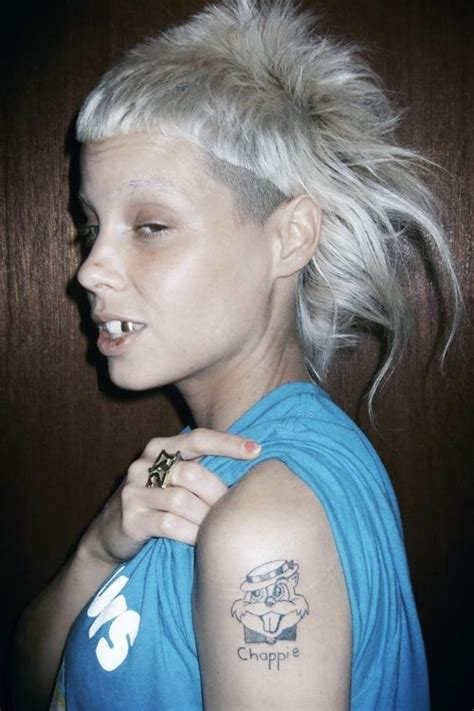 die antwoord ninja tattoos image result for yolandi visser tattoos