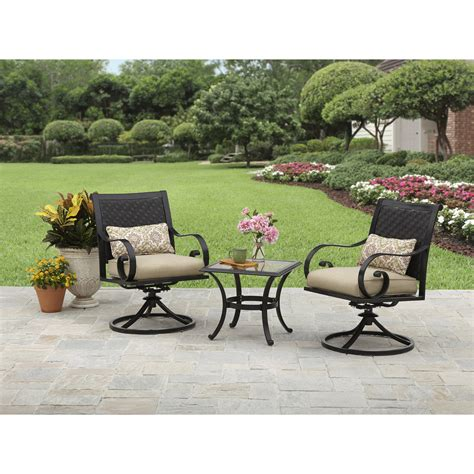 Patio Cushions For Better Homes And Gardens Furniture Better Homes And Gardens Lake Merritt Cushions Walmart