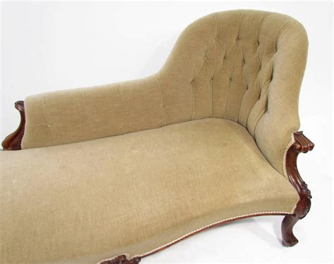 antique chaise lounge sofa an antique 19th c rosewood sofa chaise lounge ebay