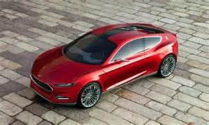 2016 Ford Thunderbird 2016 Ford Thunderbird Offers Boosted Engine Energy For All