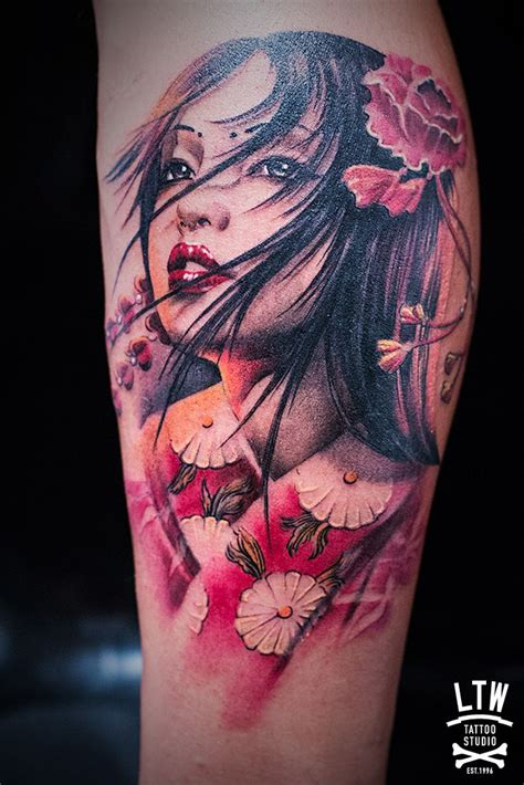 tattoo oriental pierna m 225 s de 10 ideas fant 225 sticas sobre tatuajes japoneses en