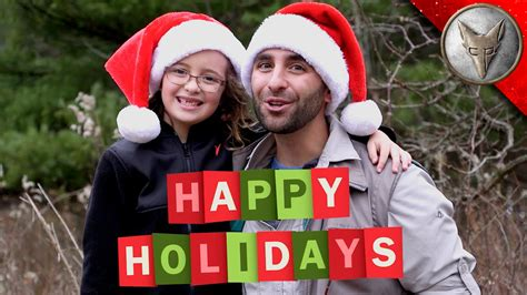 happy holidays youtube