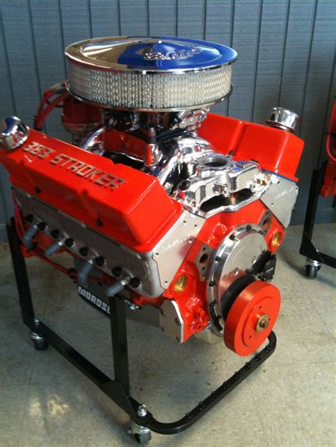 airboat competition 383 edelbrock