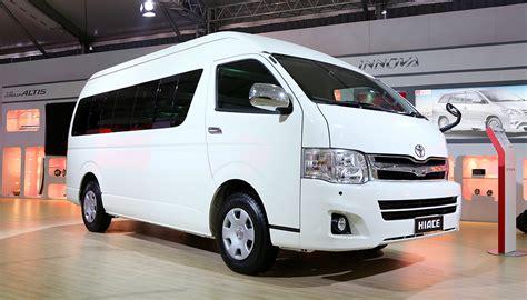 Toyota Hiace 2014 Interior by Toyota Hiace 2014 Car Interior Design