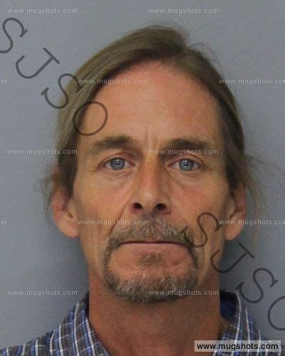 Johns County Arrest Records Charles R Butler Mugshot Charles R Butler Arrest St