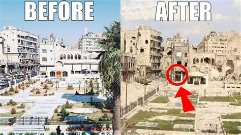 syria before and after best 25 aleppo before and after ideas on