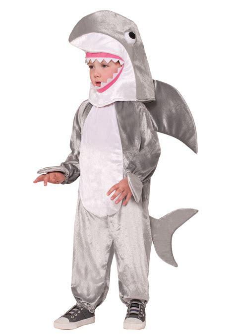 shark costume child great white shark costume