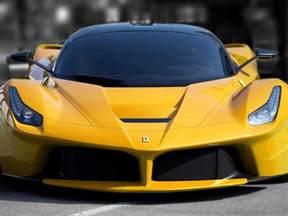 Yellow Ferraris Car Bike Fanatics Yellow Laferrari Exclusive