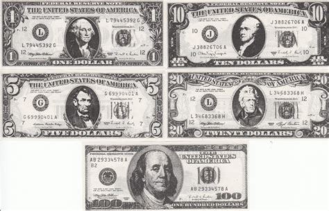 printable fake money with pictures play money printable driverlayer search engine