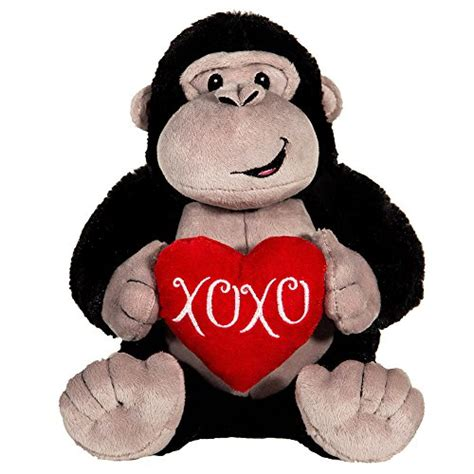 big stuffed monkey for valentines day 10 s day plush animals for your