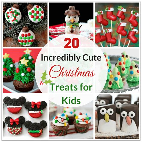 15 cutest holiday treats on pinterest holiday treat 20 incredibly cute christmas treats for kids