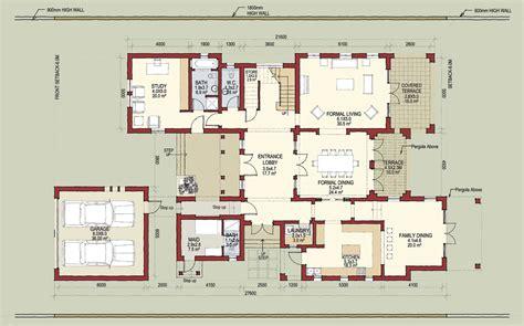 Bottom Floor by Lime Tree Valley Floor Plans Jumeirah Golf Estates House