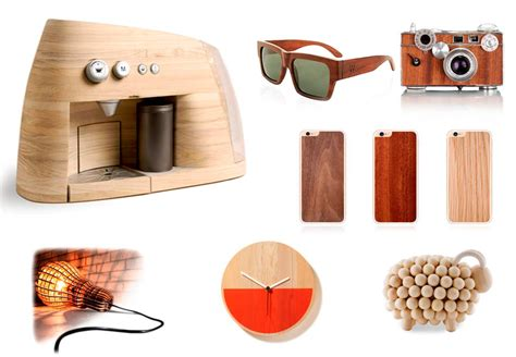 7 cool things and gifts made from wood sensewood