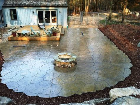 How To St Concrete Patio Best Sted Concrete Patios How To Concrete Patio