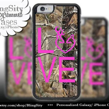 iphone b a country camo browning buck iphone 5c 6 plus from blingsity on etsy