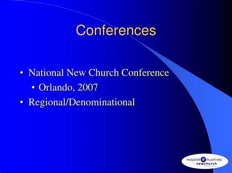stadia new church strategies