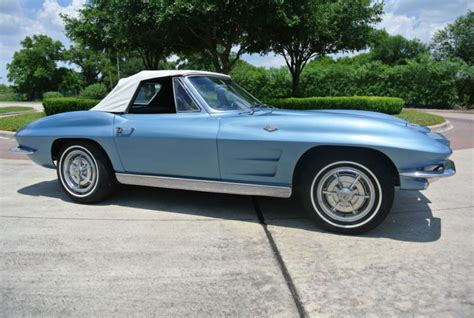 buy 1963 corvette buy used 1963 chevrolet corvette in dallas united