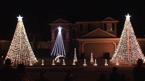 2012 holiday light show wizards in winter youtube